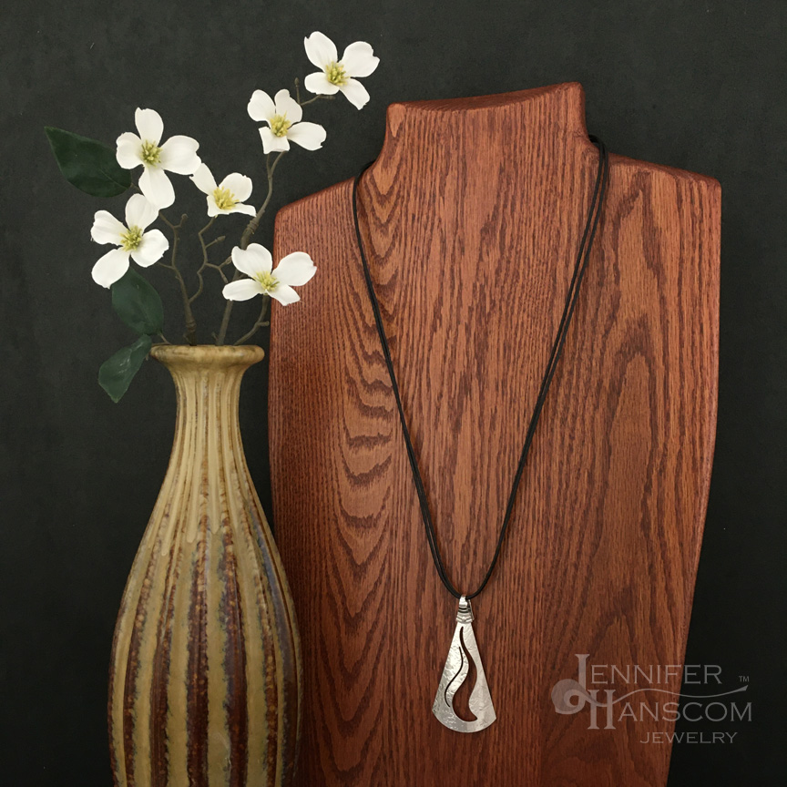 Pendant and Necklace Combo
