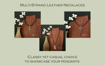 Fall in Love with Our Leather Necklaces